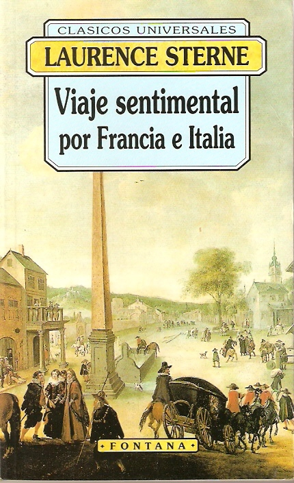 Viaje sentimental por Francia e Italia