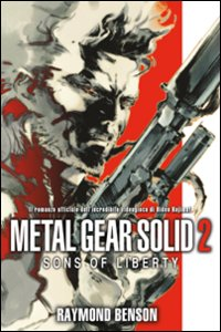Metal Gear Solid vol. 2