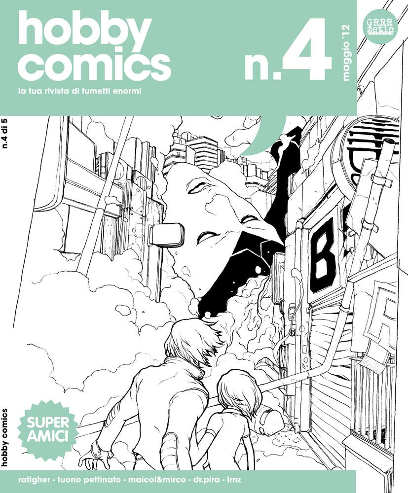 Hobby Comics vol. 4