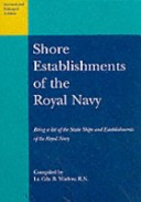 Shore establishments of the Royal Navy