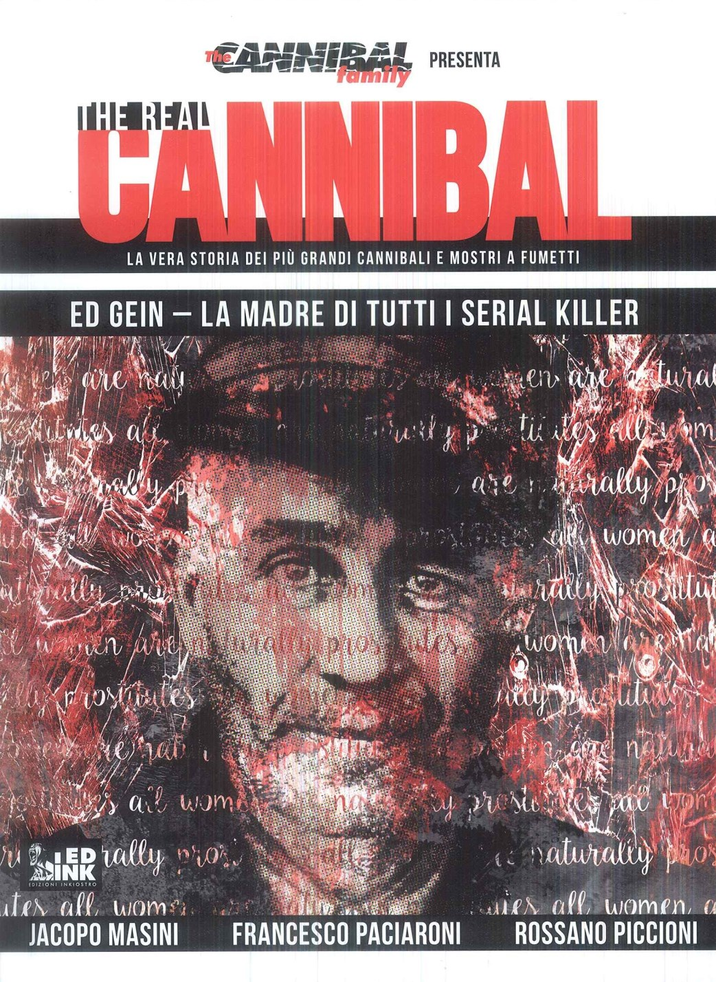 The real cannibal vol. 3