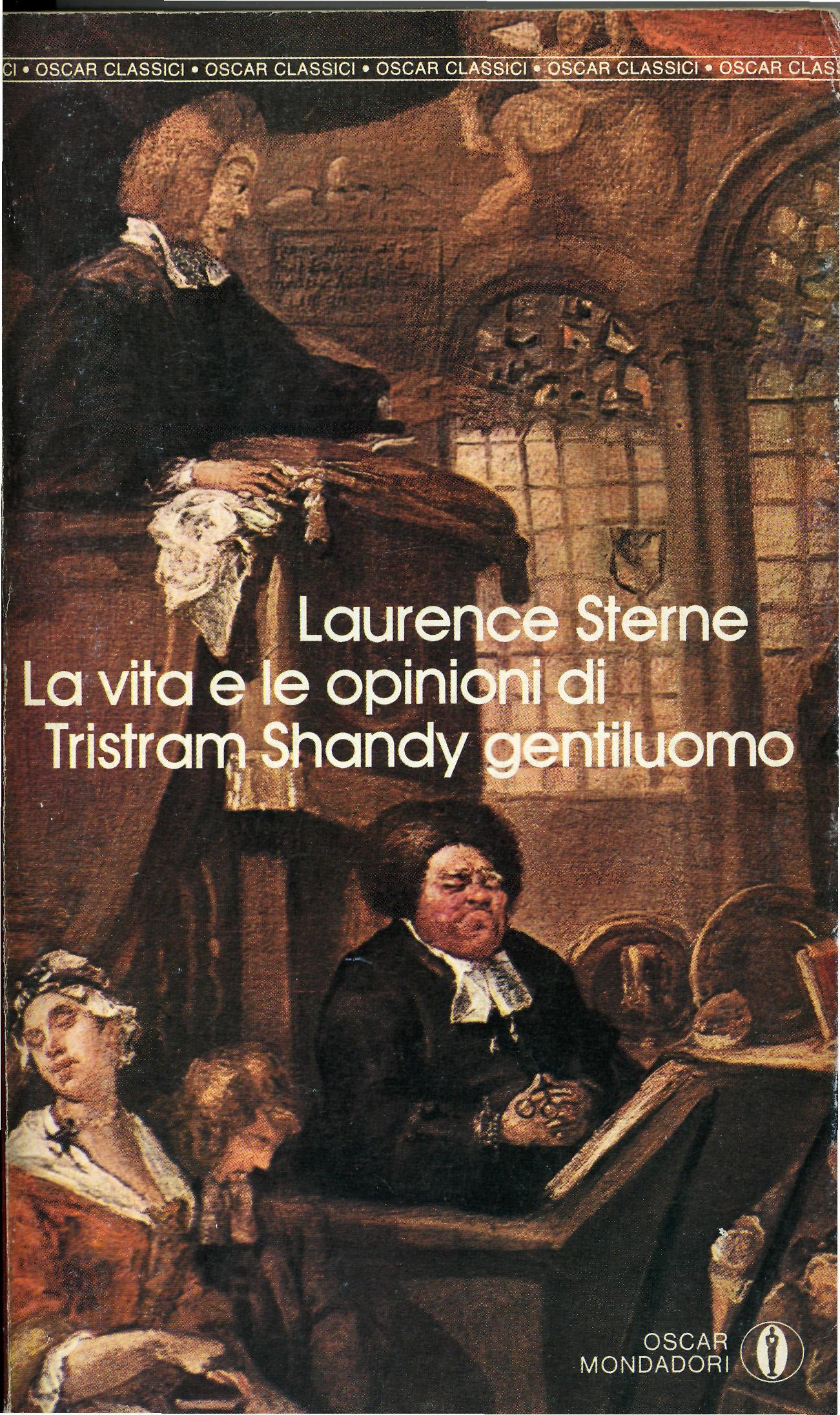 La vita e le opinion...