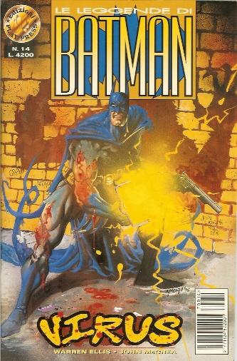 Le Leggende di Batman n. 14