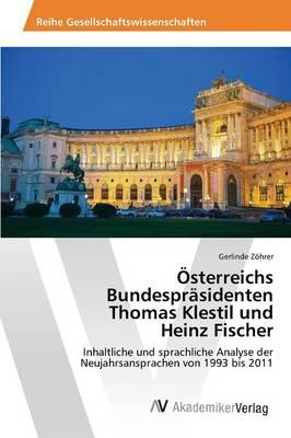 Österreichs Bundespräsidenten Thomas Klestil und Heinz Fischer