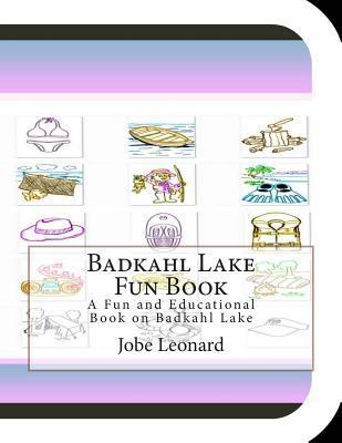 Badkahl Lake Fun Book