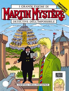 Martin Mystère n. 153
