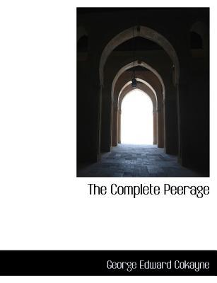 The Complete Peerage