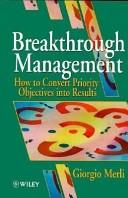 Breakthrough managem...
