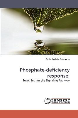 Phosphate-deficiency response