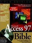 Microsoft® Access 97 Bible