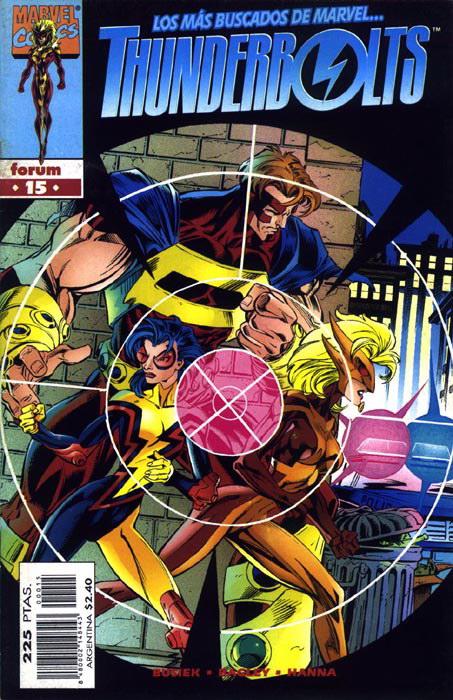 Thunderbolts Vol.1 #15 (de 40)
