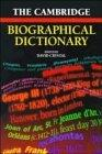 The Cambridge Biographical Dictionary