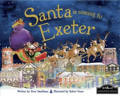 Santa is Coming to Exeter