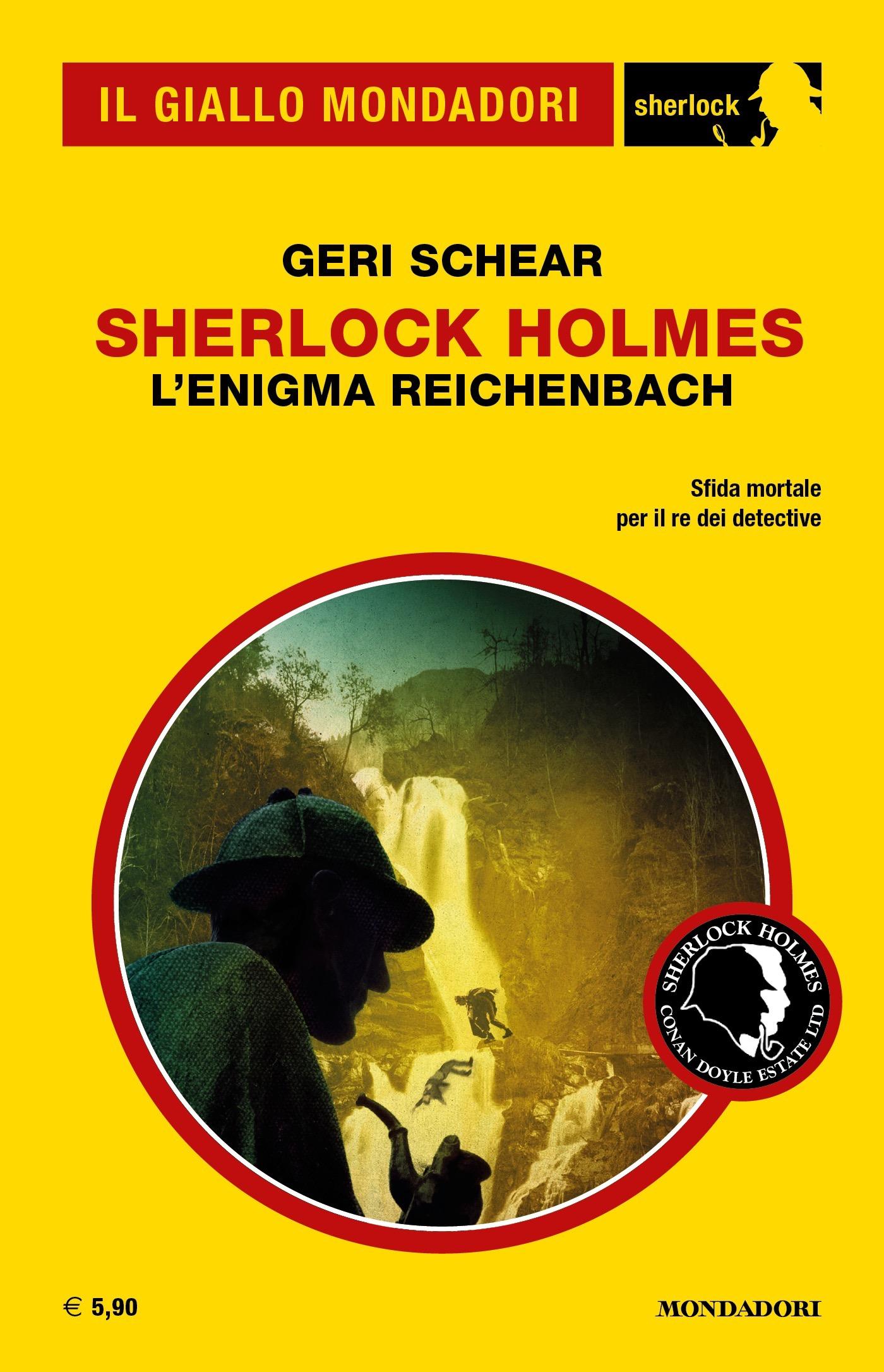Sherlock Holmes: l'enigma Reichenbach