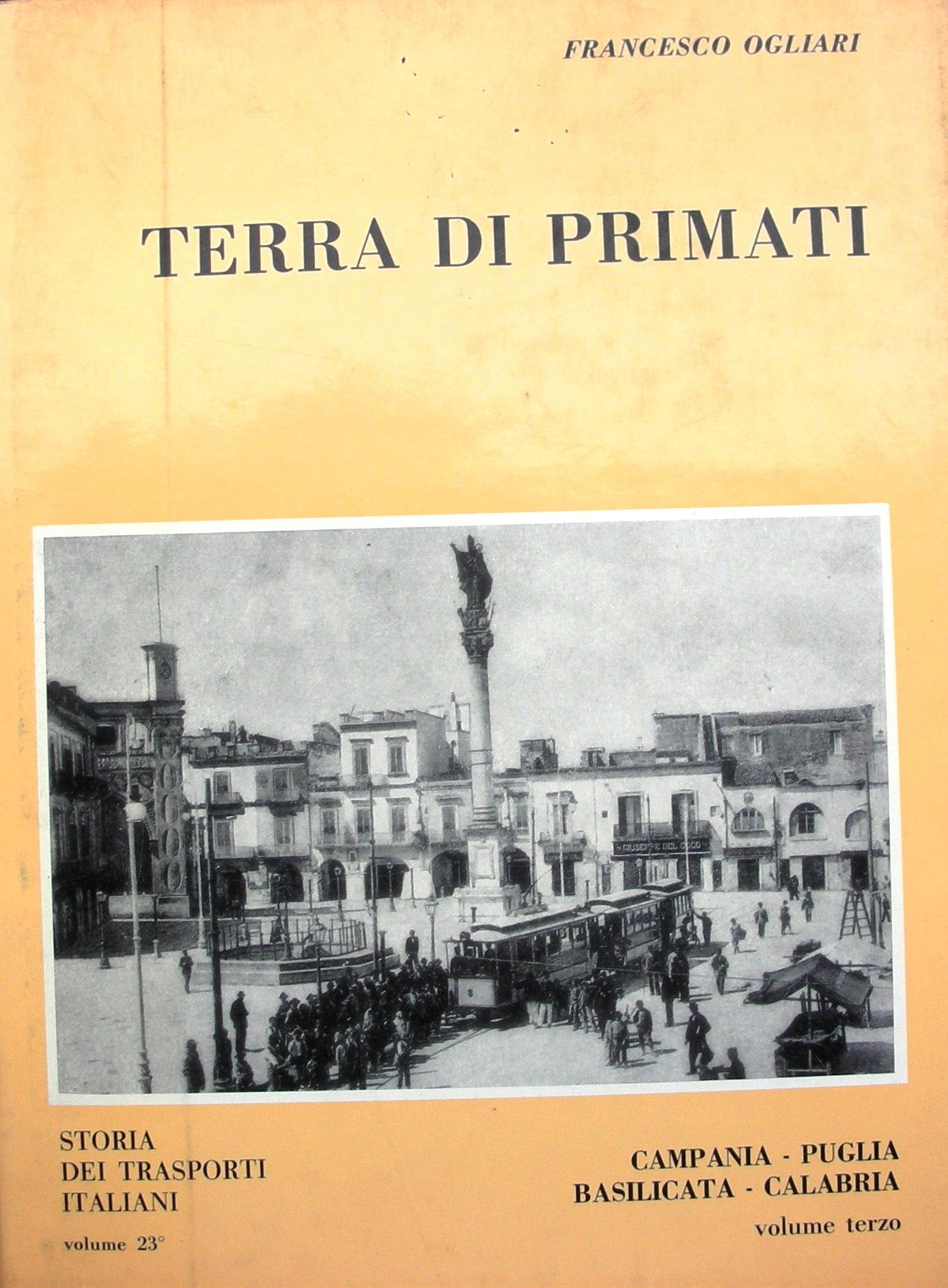 Terra di primati - Vol. 23