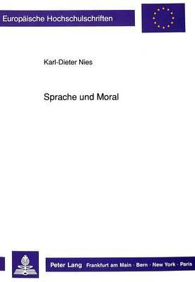Sprache und Moral