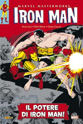 Marvel Masterworks: Iron Man vol. 2