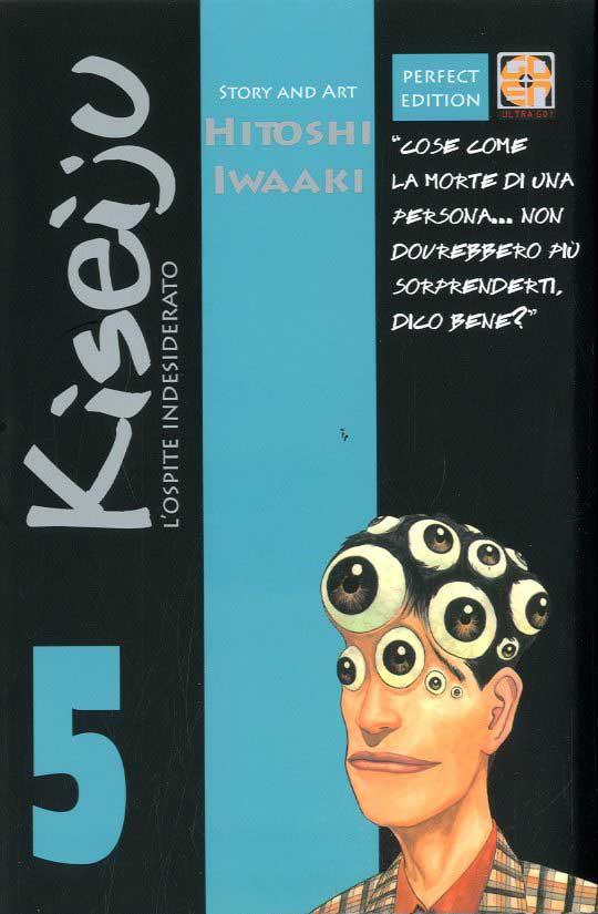 Kiseiju vol. 5