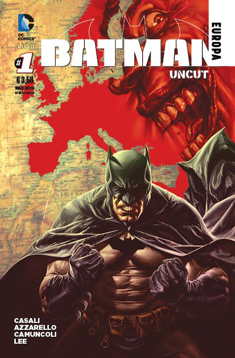 Batman Europa #1 - Uncut