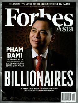 FORBES ASIA 04/2013