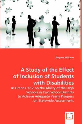 A Study of Inclusion of Students With Disabilities