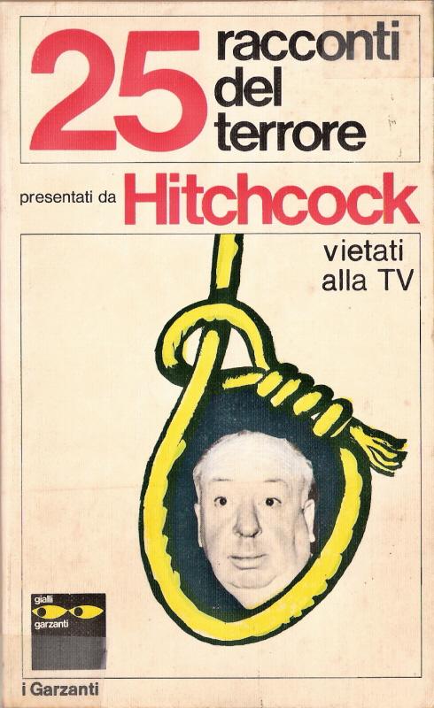 25 racconti del terrore presentati da Alfred Hitchcock