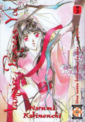Vampire Princess Yui vol. 3
