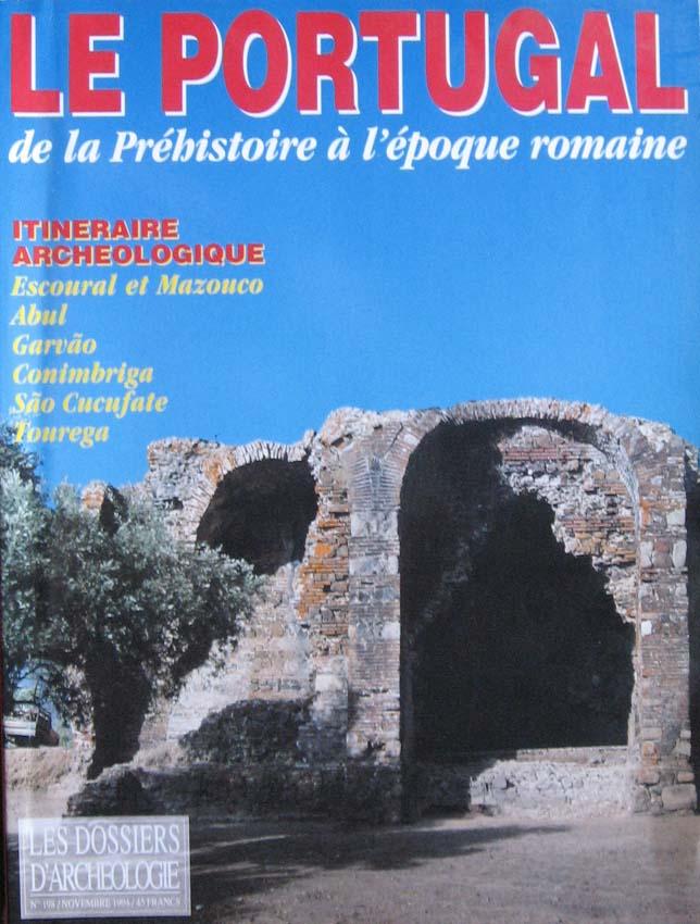 Le Portugal: de la Préhistoire à l'époque romaine