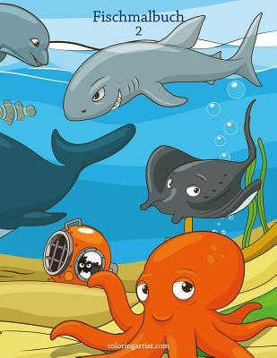 Fischmalbuch 2