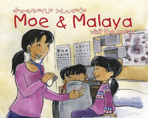 Moe & Malaya Visit the Nurse