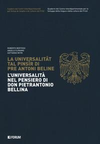 L'universalità nel pensiero di Don Pietrantonio Bellina