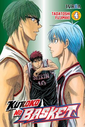 Kuroko no Basket #4 (de 30)