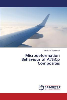 Microdeformation Behaviour of Al/SiCp Composites