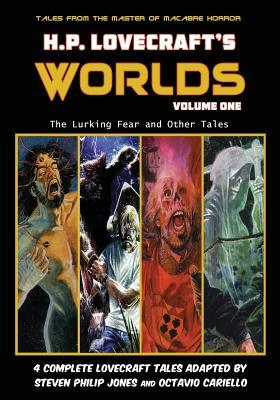 HP LOVECRAFT WORLDS 01 LURKING FEAR AND OTHER
