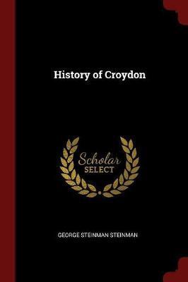 History of Croydon