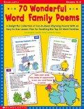 70 Wonderful Word Family Poems