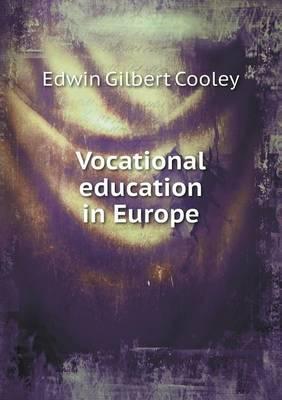 Vocational Education...