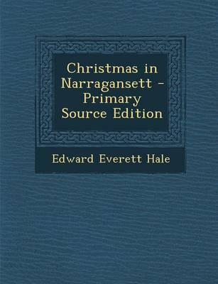 Christmas in Narragansett - Primary Source Edition