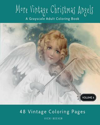 More Vintage Christmas Angels