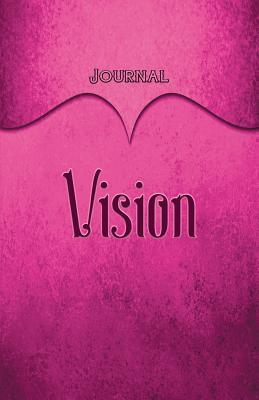 Vision Journal Pink
