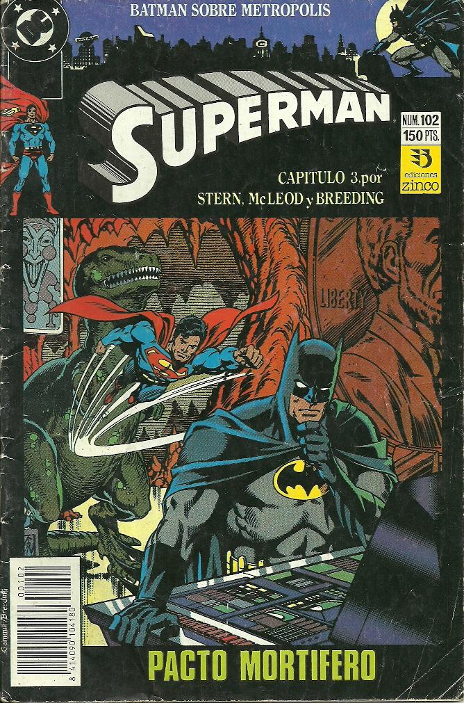 Superman Vol.II, #102