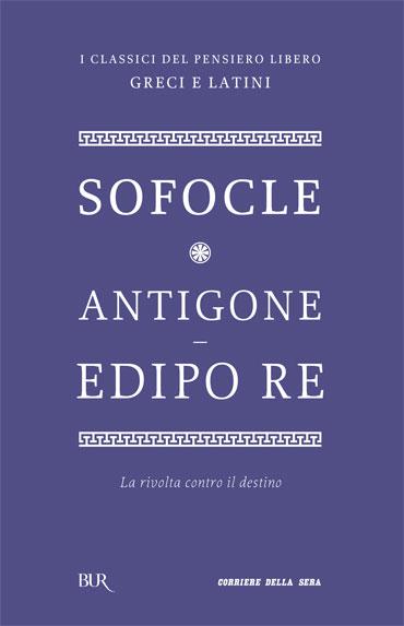 Antigone - Edipo re