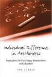 Individual Differences in Arithmetical Abilities