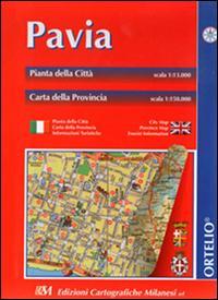 Pavia. Carta della c...