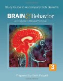 Study Guide to Accompany Bob Garrett's Brain & Behavior