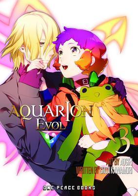 Aquarion Evol 3
