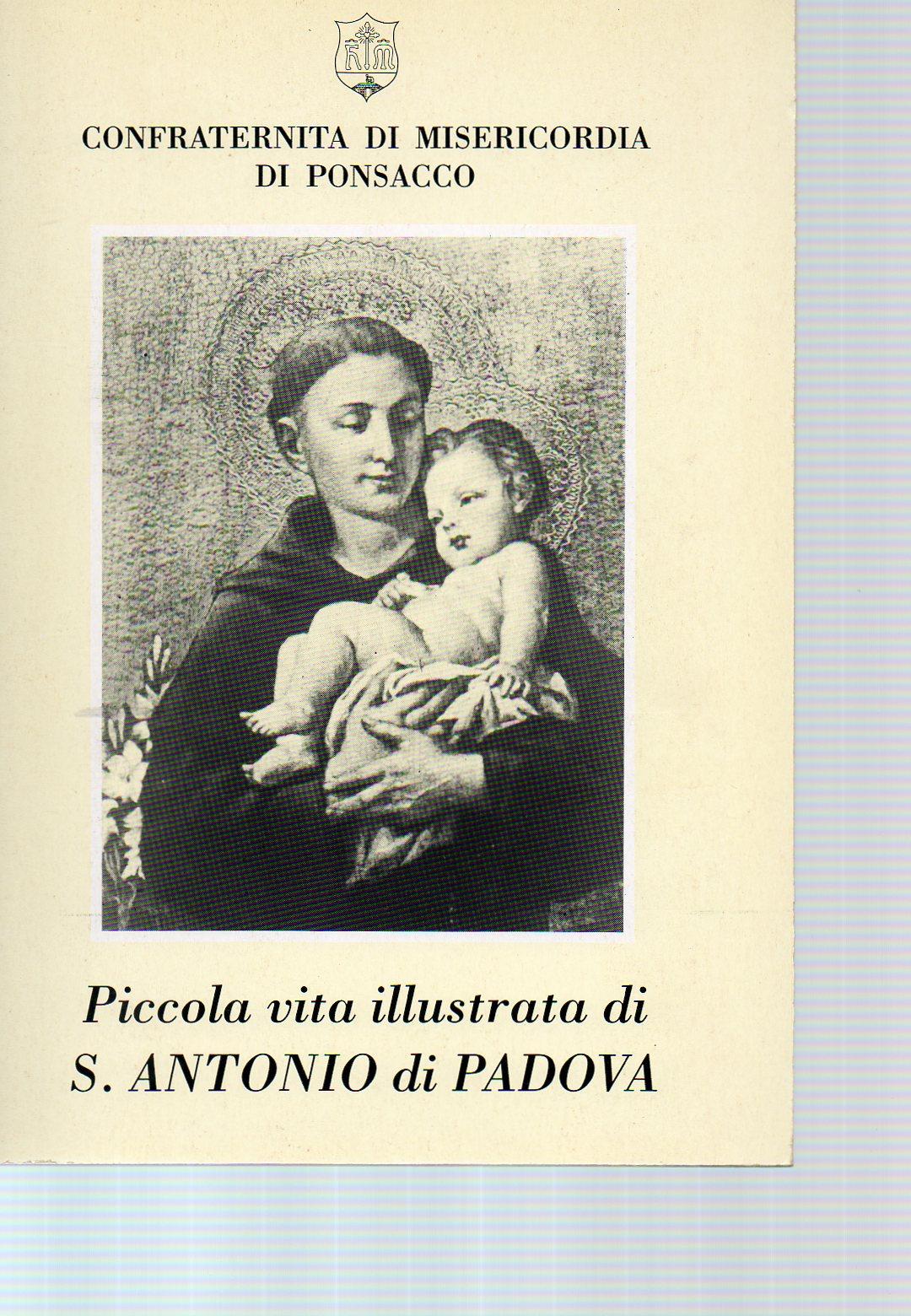 piccola vita illustrata di S.Antonio di Padova