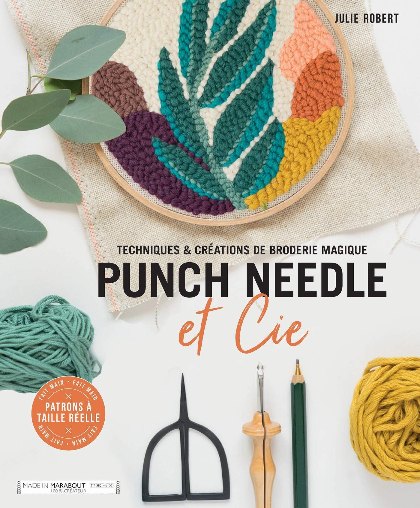 Punch Needle et Cie