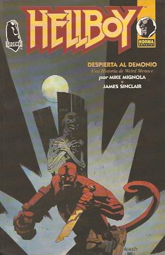 Hellboy: Despierta a...
