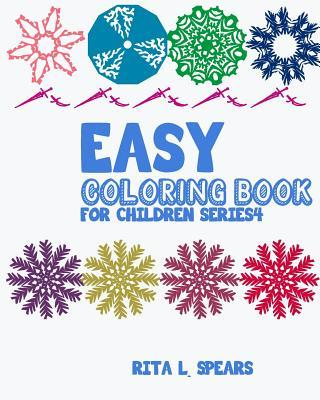 Easy Coloring Book f...